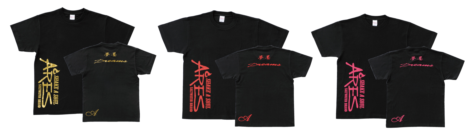ARES Tシャツ