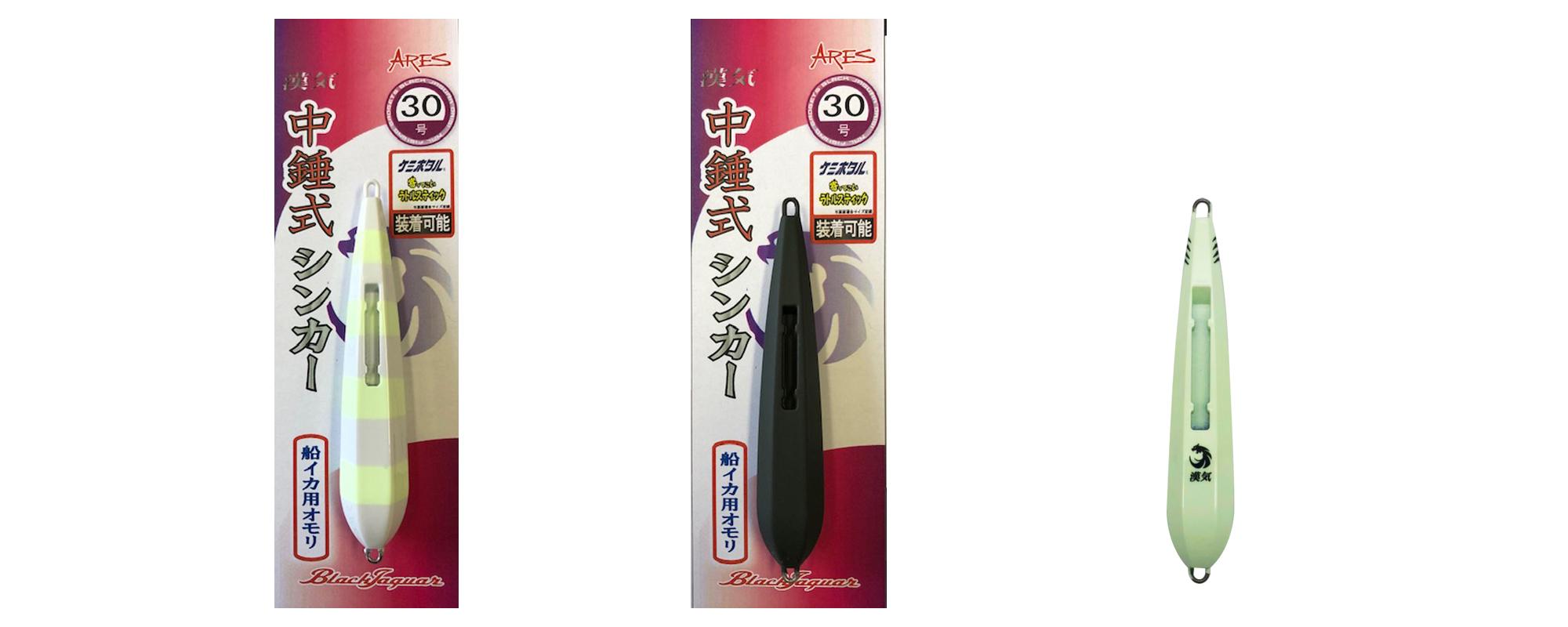 BLACK JAGUAR 漢気 中錘式シンカー
