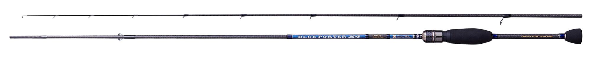 BLUE PORTER X4 AJ